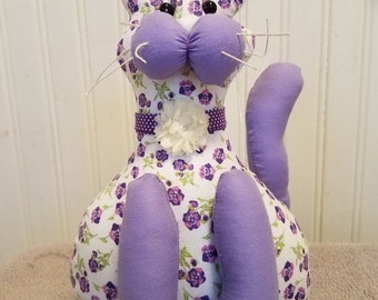 country cat lavender