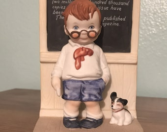 "The Heirloom Tradition ""The Proud Pupil"" Porcelain Figurine"