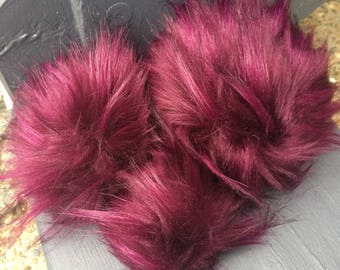 Berry the Tribble - Rare Exotic Longhair Plush
