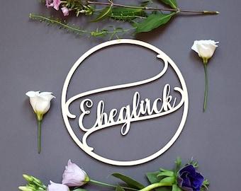 "Wreath - ""Eheglück"""