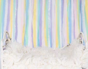 Fabric Party Garland