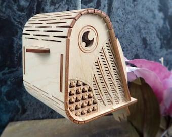 Bird shaped LED Tea Light Holder