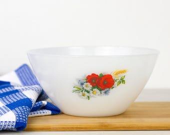 Arcopal France dish Fleurs de Champetre