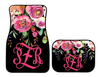 Valentine Gifts for Teens | Custom Car Mats | Valentine Gift | Gift for Her