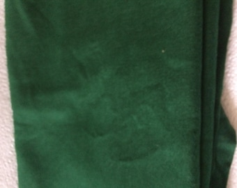 """Piece of green felt inclined 185cm x 240cm thickness 1 mm """"ref.ca"""""""