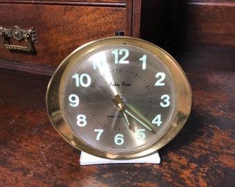Vintage, retro Westclox Baby Ben  Mechanical Alarm Clock