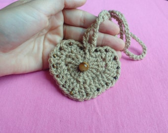 Hearts, fabrics, necklaces, keychains, love, stamen, ornament,