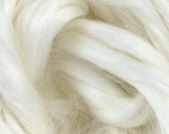 RAMIE  ~ natural nettle fibre ~ suitable for spinning and crafting, doll hair, dyeing, hair, wig making, roving, vegan, top, weaving