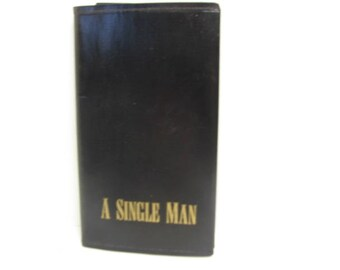 Elton John Promo Black Book A Single Man MCA Records Vintage Promotional Record Dealer Give Away, 1978 Advertising