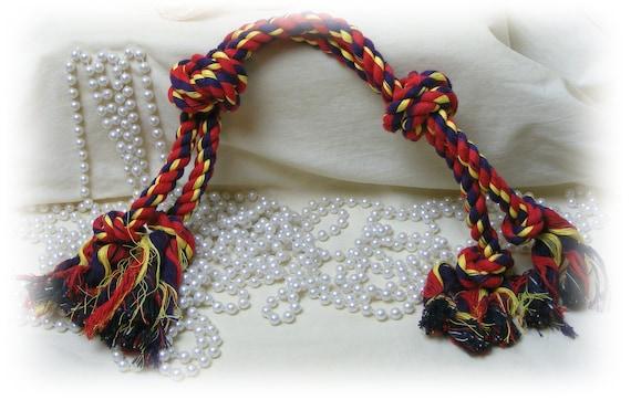 Medium Dog Tug Toy . . DT224