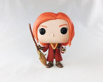Quidditch Ginny custom pop