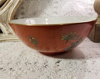 Asian porcelain ware rice bowl