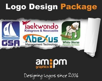 Logo Design Package - Professional Custom designs