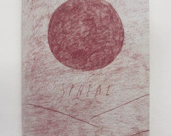 Sphere / risograph printed booklet