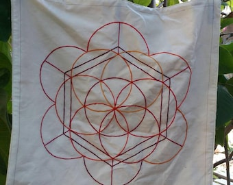 Flower of Life - sacred geometry - mandala