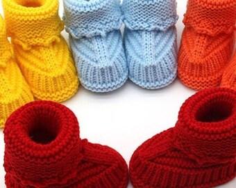 shoes, knit
