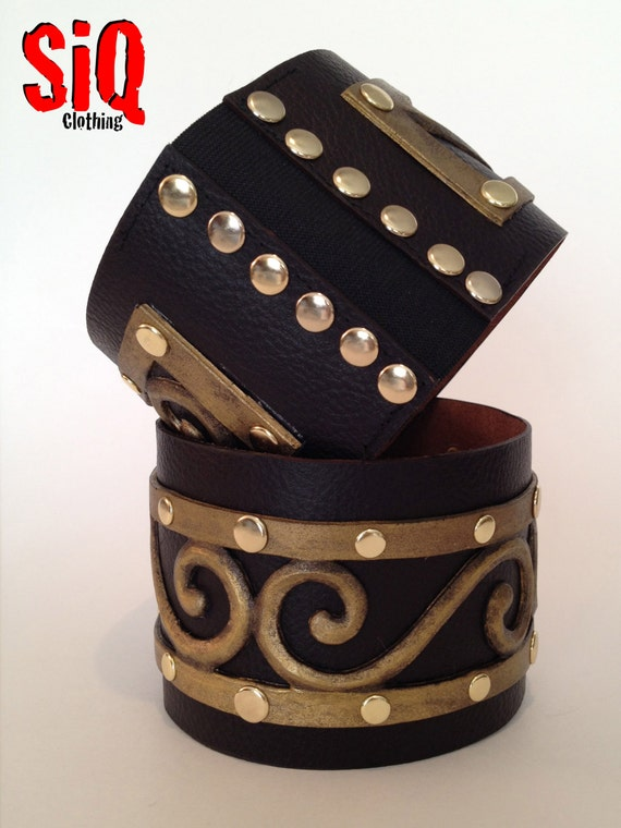 Xena warrior princess costume arm bands gauntlets only solutioingenieria Gallery