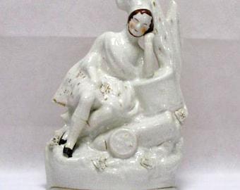 Staffordshire Flatback, Staffordshire Figurine, Victorian Figurine, Staffordshire Figures, Collectable Staffordshire Figures (178)