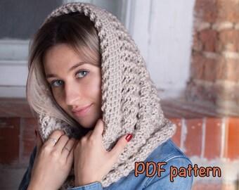 scarf crochet pattern infinite scarf crochet pattern cowl crochet pattern scarf crochet cowl scarf crochet pattern scarf pattern neckwarmer