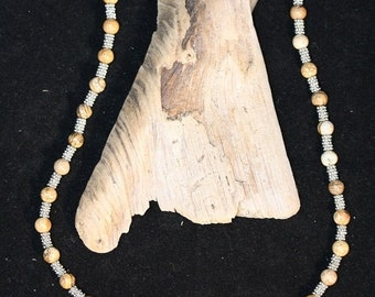 Clearance - Picture Jasper Adjustable Necklace - Item 612