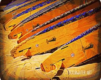 Resting Boards by C Rainwater . Digital Down load
