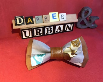 Cat Lady Bow Tie