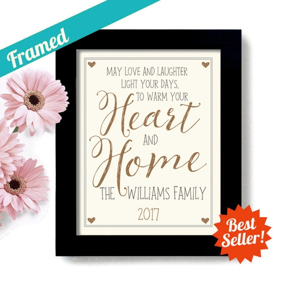 Irish Wedding Blessing Gifts: Gift For The Couple New Home Irish Blessing Wedding Gift