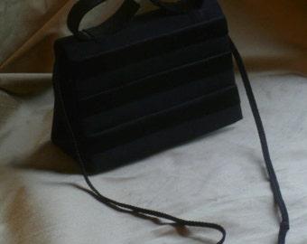 Small formal shoulder & clutch bag