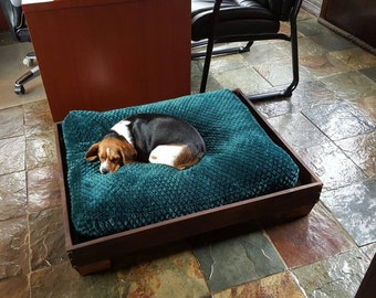 """The """"Hailey"""" platform  Bed"""