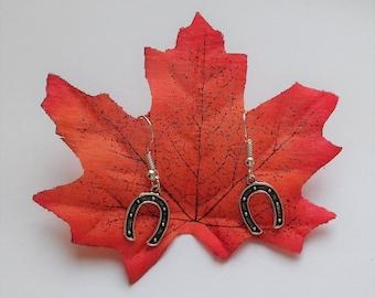 Horse gifts etsy uk horseshoe earrings easter gifts gift for her gift for women mum gift negle Gallery