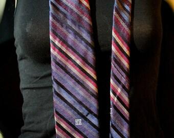 Vintage Givenchy Multicolor Tie