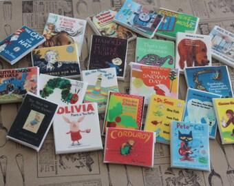 Edible Children's Book Cake Topper The Original (12 count)