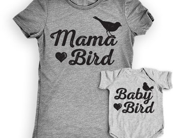 Mama Bird, Baby Bird | Mommy & Me