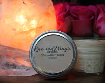 Raw Organic Whipped Body Butter