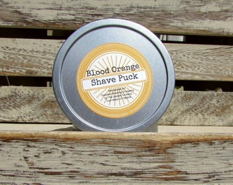 Shave Puck, Shave Soap, Beer Shave Puck, FREE SHIPPING