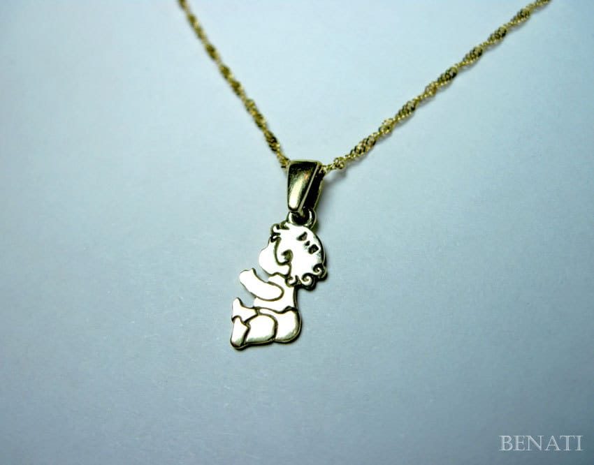 nice girl baby newest jewelrygifts product philippines unicorn for chain okdeals necklace boy silver gift pendant cute