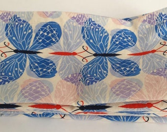 Large Cloth Napkins, Set of Four - Butterflies // Everyday Napkins // Family Napkins // Eco Friendly // Hostess Gift // Housewarming