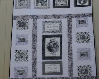 Genealogy Quilt