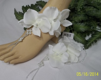 Wedding Barefoot Sandals, Beach Wedding Barefoot Sandals, Bridal Barefoot Sandals,  Destination Wedding Barefoot Sandals., BAREFOOT SANDALS.