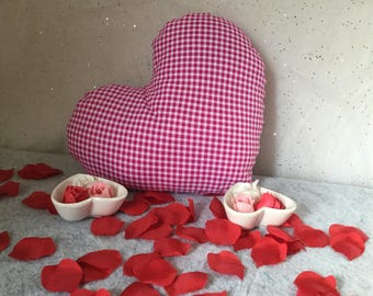 Pillow Heart Shaped