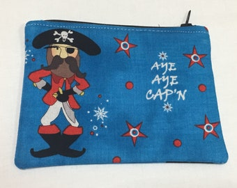 Pirate Coin Purse