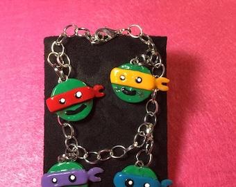 Ninja Turtles Bracelet