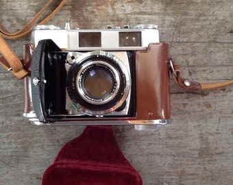 Vintage Kodak Retina III C 3C 3 Camera
