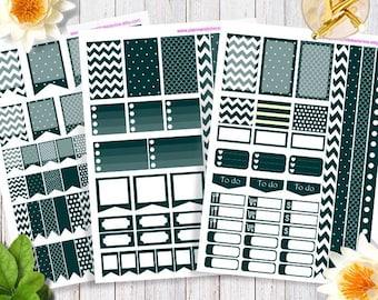 Printable Planner Stickers, Erin Condren  and Happy Planner Stickers