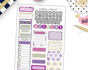 Hyacinth Weekly Add-On Kit | 0431
