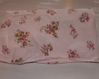 Vintage Springmaid Fitted Twin Sheet