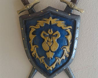 Scudo Alleanza World of Warcraft