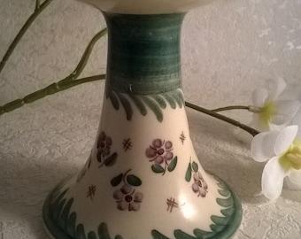 Hindelanger Ceramic Candle Holder