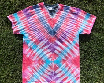 Abstract Homegrown Tie Dye