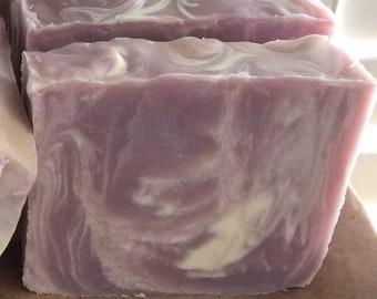 LAVENDER & CHAMOMILE Hand Crafted Plant Based Olive Oil Artisan/Vegan Soap